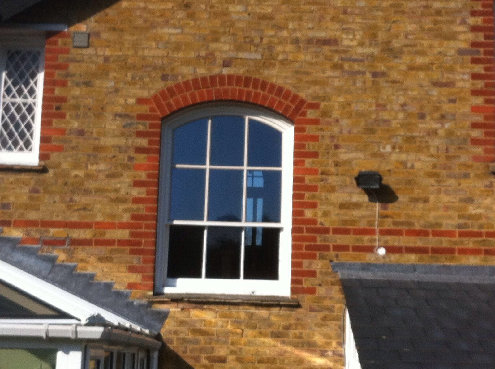 Sash Window Refurbishment - Plaxtol