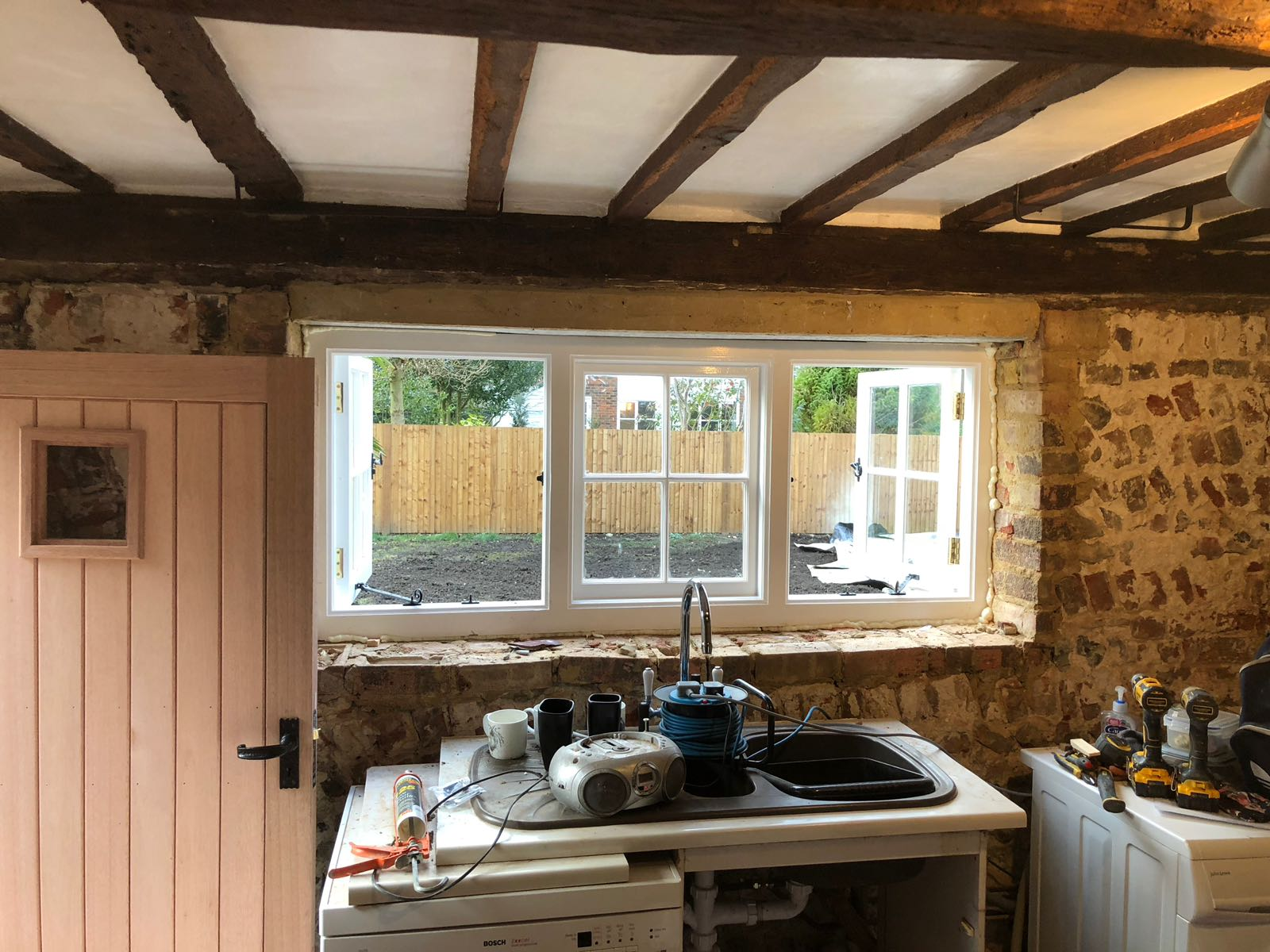 Cobham, Kent, Window replacement