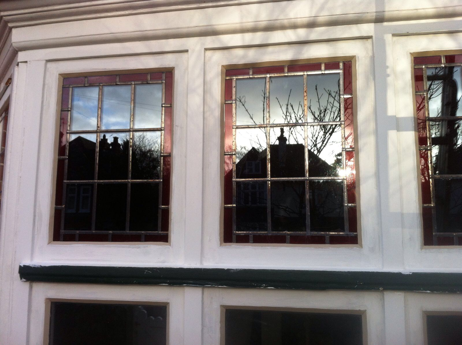 Casement window refurbishment - West Wickham