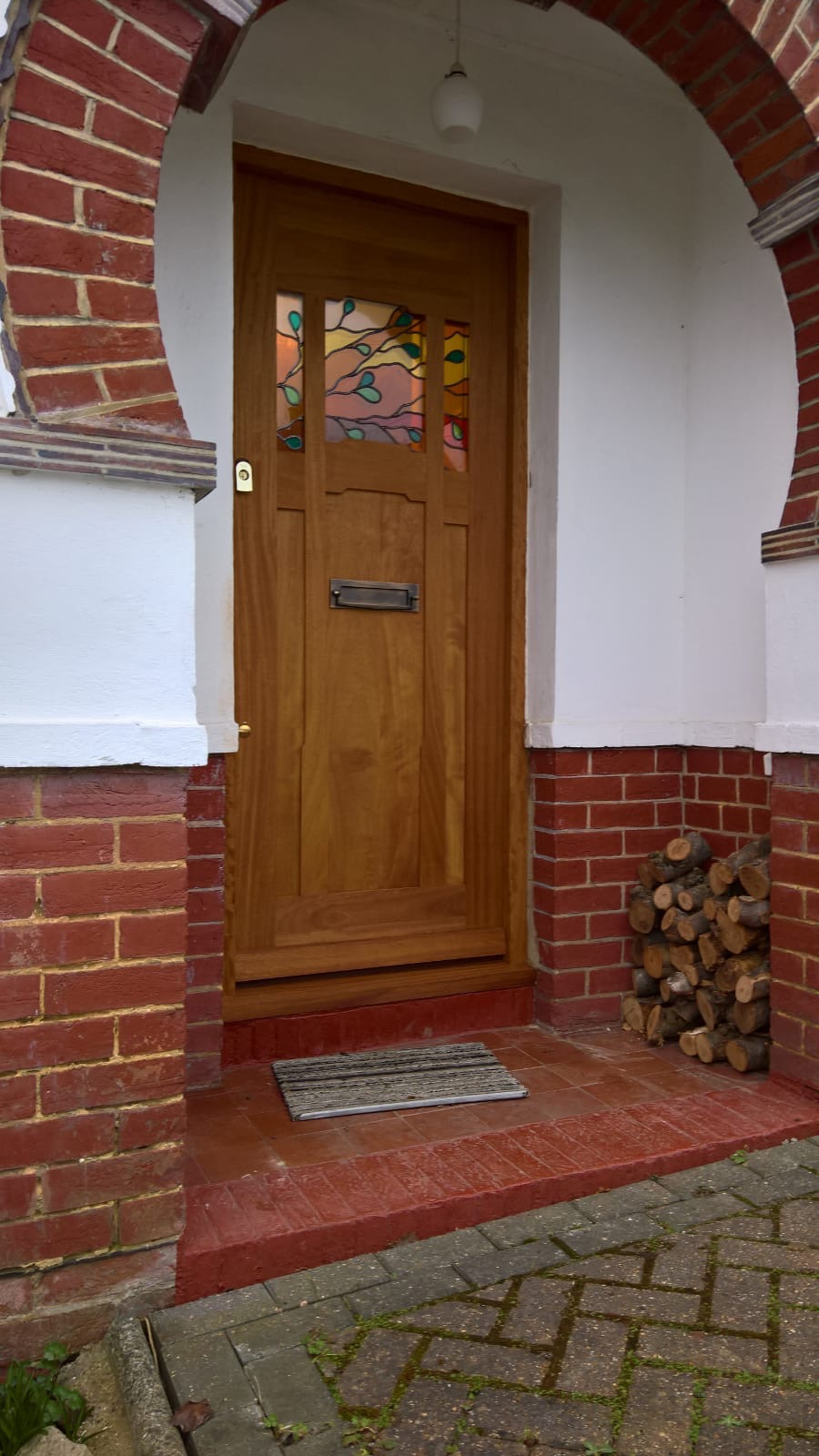 Bespoke Entrance Door - Tonbridge