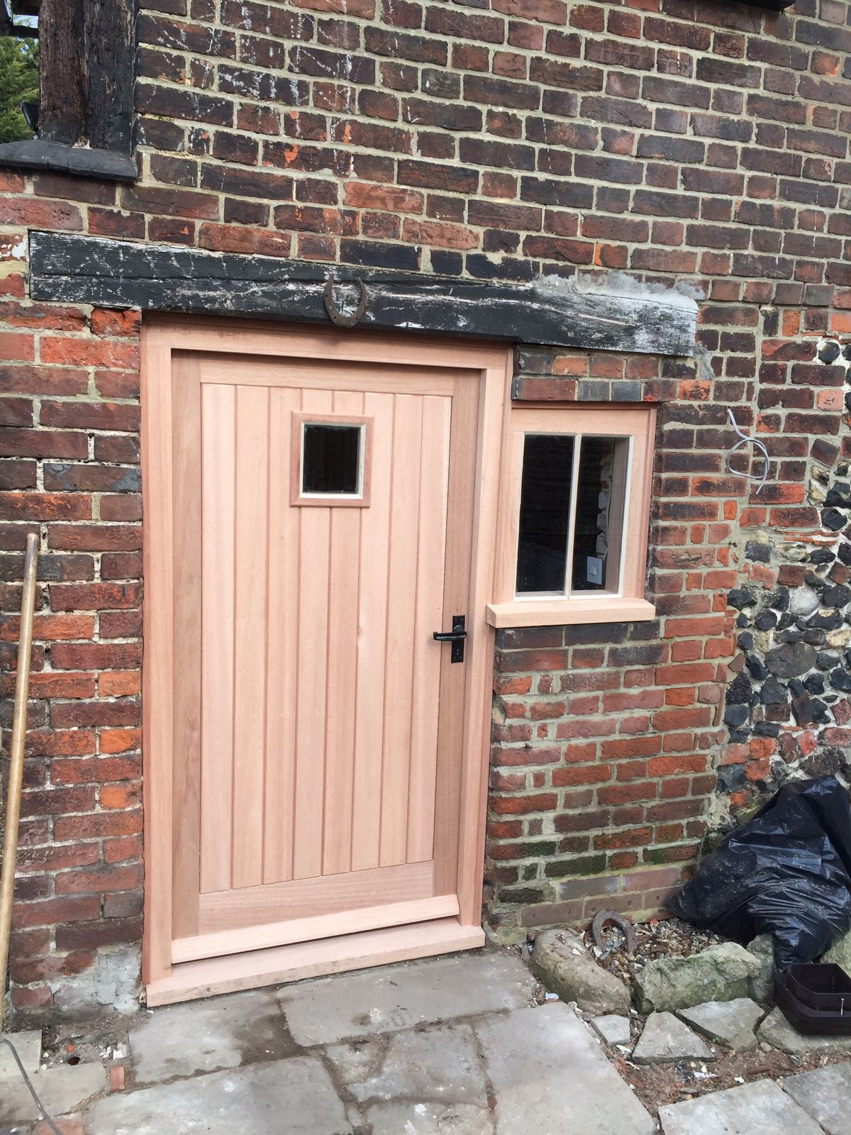 Cobham, Kent- Manufactured/ fit door