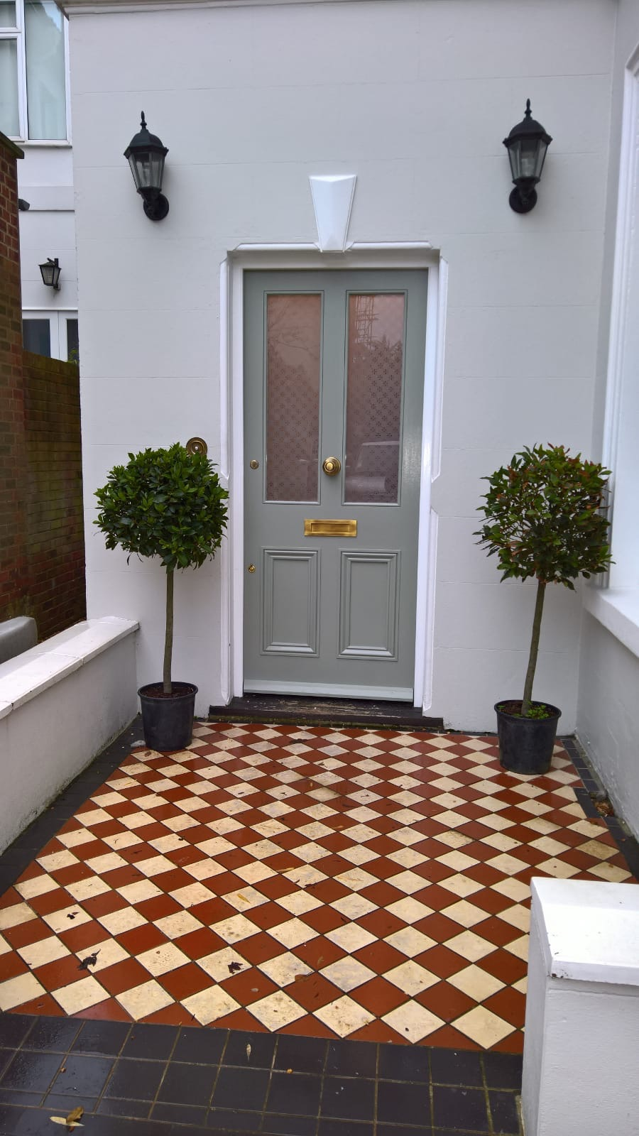 Entrance door - Tunbridge Wells